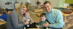 Prospective Preschool Families Picture
