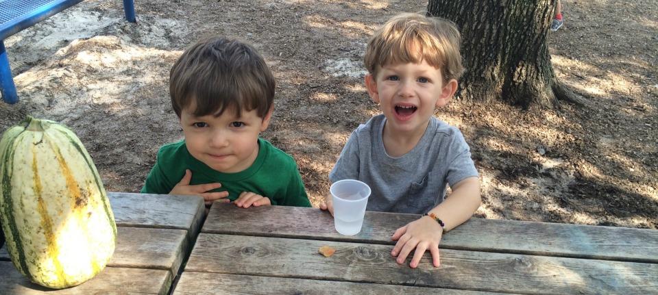 ECC Current Preschool Families Header