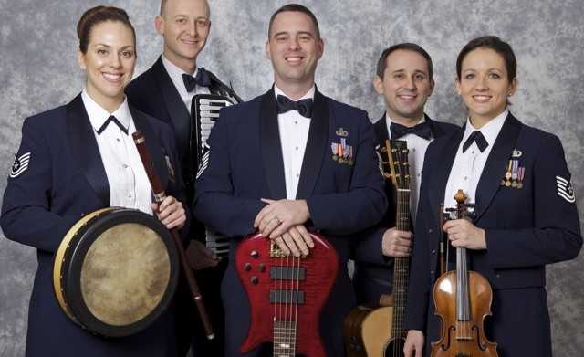 Air Force Band - Celtic Aire 2014