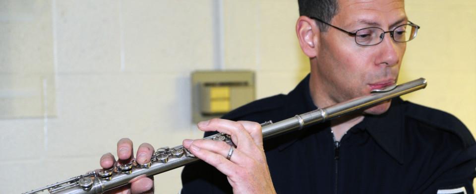 Air Force Band - Contemp Music Ensemble - flute