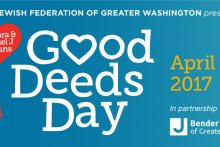 Good Deeds Day Banner for Website