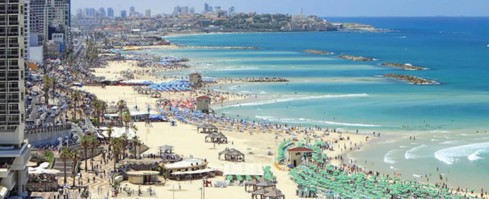 Israeli Beach