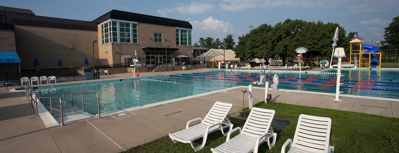 Outdoor pool slider bender jewish community center of - West vancouver swimming pool schedule ...