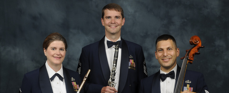 Air Force Band - Chamber Trio