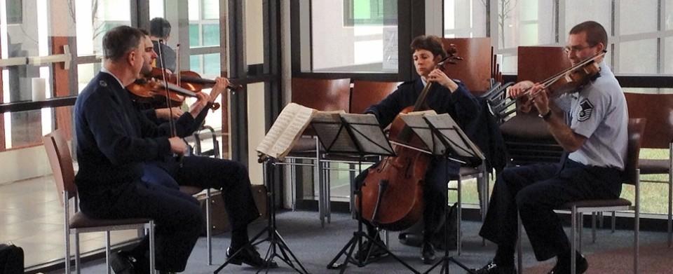 Air Force Band - String Quartet