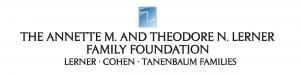 The Lerner Foundation Logo