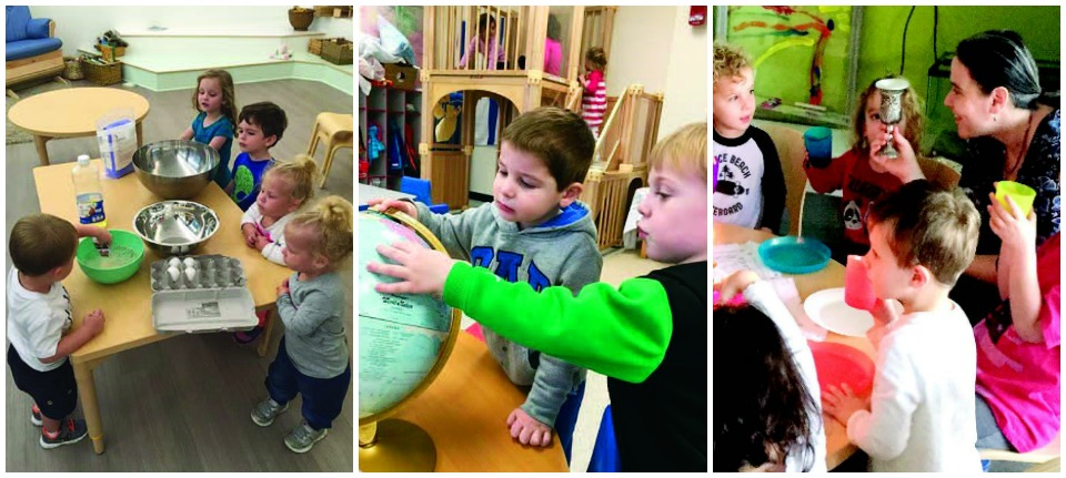 Preschool open house jewish community center of greater for Open house photos