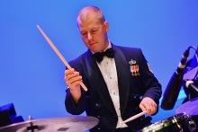 Air Force Band - Airmen of Note-David McDonald 2015