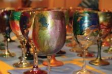 Purim Glasses