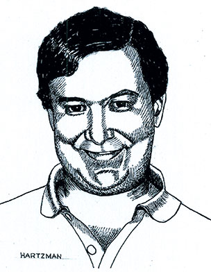 David Elfin