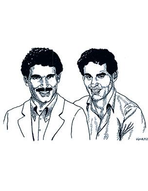 Robert & Steven Tanenbaum