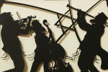 Card Judaica KLEZMER