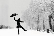 A Winter's Dance