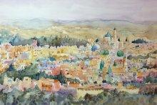 Shibley Jerusalem Panorama