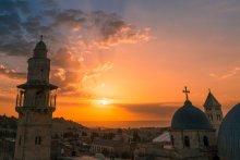 JERUSALEM Film Header