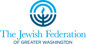Jewish Federation of GW Logo