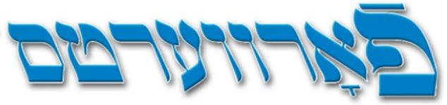 Men's Club - Yiddish Group