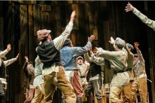Tevye & Friends Header