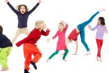 Preschool Dance Header