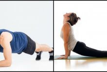 Stretching and Abdominal Zone Header